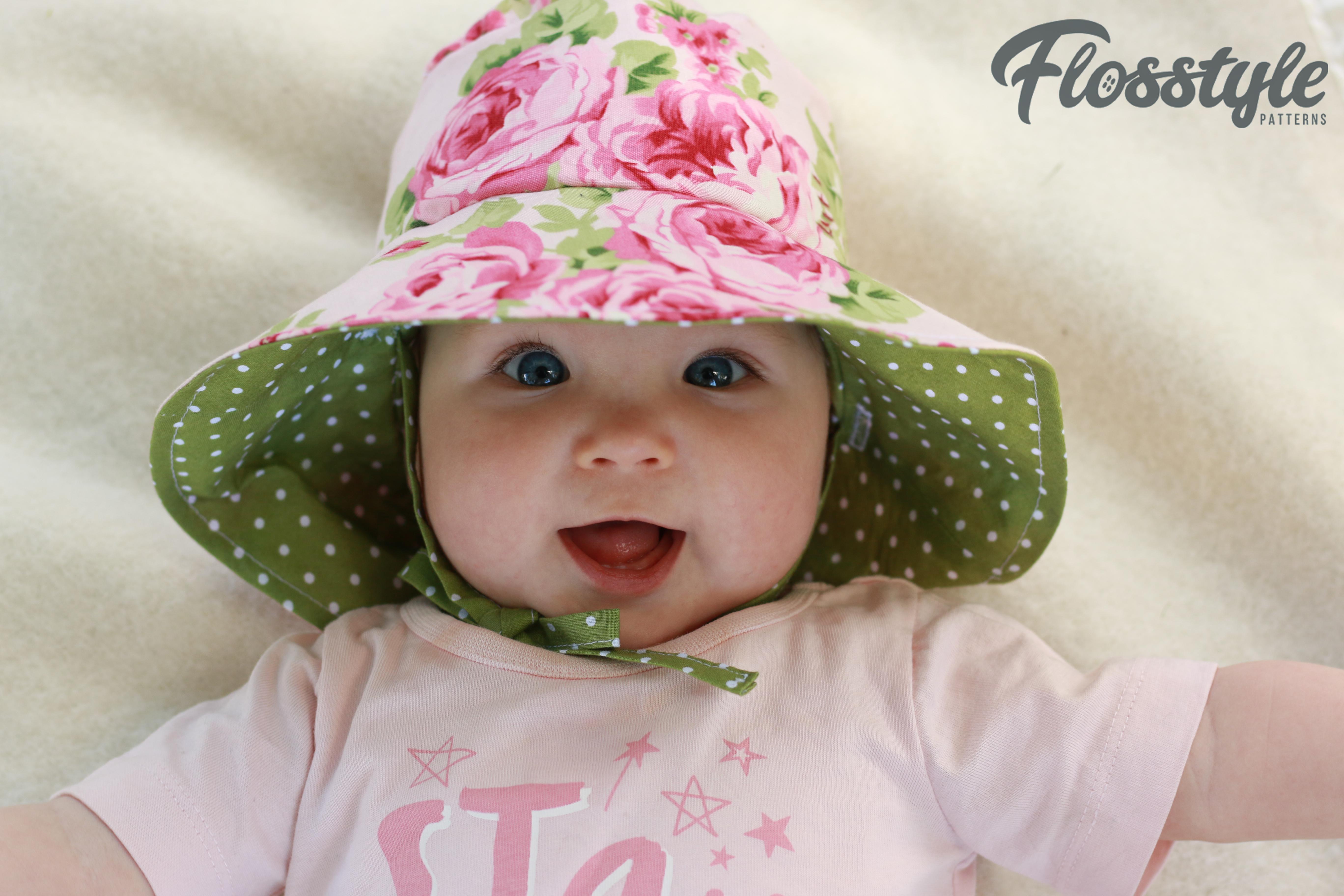 Ultimate Bucket Hat Pattern